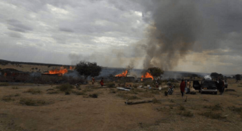 Violent evictions of Maasai underway in Loliondo, Tanzania to make way for Otterlo Business Corporation's hunting concession